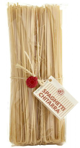 Pasta Spaghetti Chitarra 500g Pasta Vom Feinsten