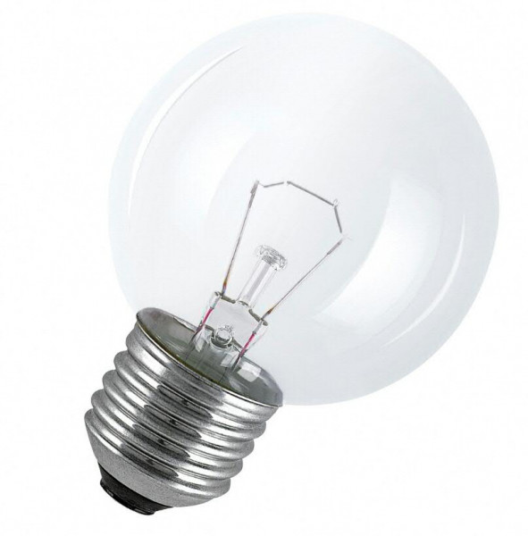 Leuchtmittel E27 30/40W Tropfen, klar