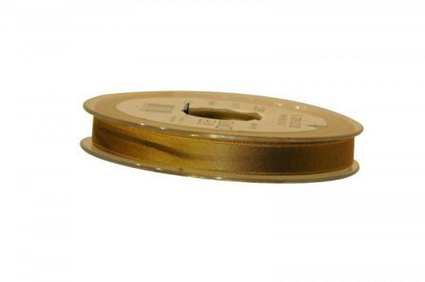 Band Satin 22355/10mm 25m, 073 goldbr