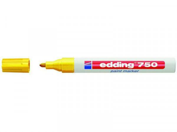 Edding SP 750 Paintmarker, gelb