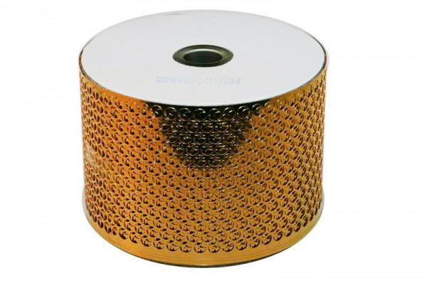 Lochband 28890/80mm 45m, 634 gold