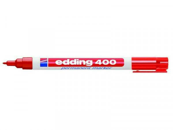 Edding SP 400 permanent, rot