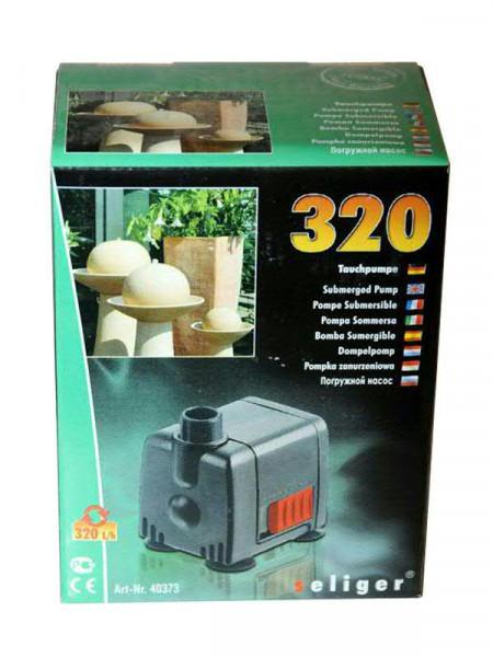 Seliger Pumpe 320 1,5m Kabel für Innen, 1,5m Kabel