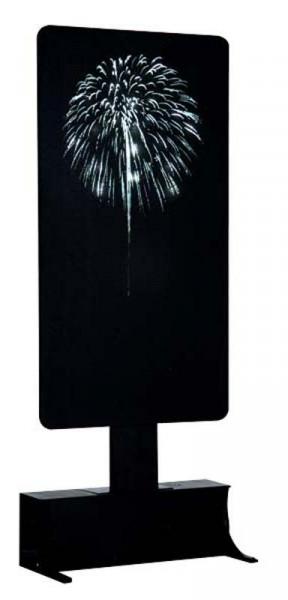 Bright Fireworks LED 12,5x27cm 4,5V Beleuchtet, Batteriebetrieben