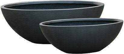 Schiffchen FS100a L55/40cm 2er Satz, schwarz