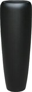 Vase FS147 H97cm, schwarz