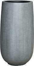 Vase FS112 H65cm m.E., grau2