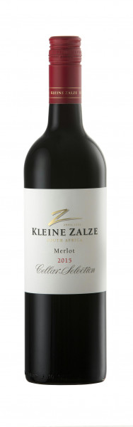 Wein Kl.Zalze CS Merlot Jg.2016   0,75l   Südafrika, rot