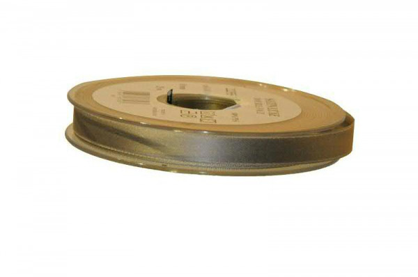 Band Satin 22355/10mm 25m, 611 taupe