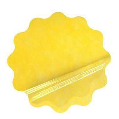Rondella SP 50cm mit Vlies, gelb