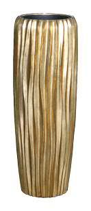 Vase FS150 H97cm m.E., gold