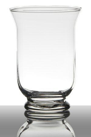 Glas Windlicht D12H20cm, klar