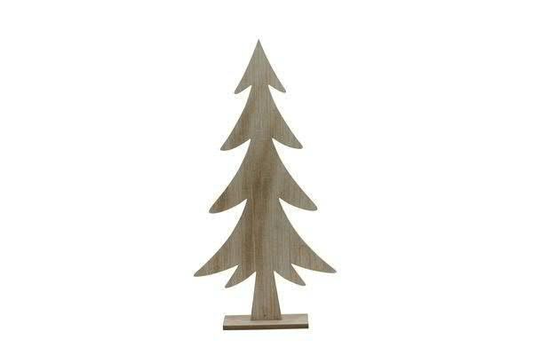 Tanne Holz 68x34cm, natur