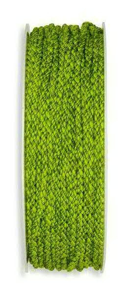 Kordel 552/2mm 40m meliert, 563 grün