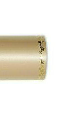 Kranzband 2505/150mm 25m Satin Efeurand gold, 779 sand
