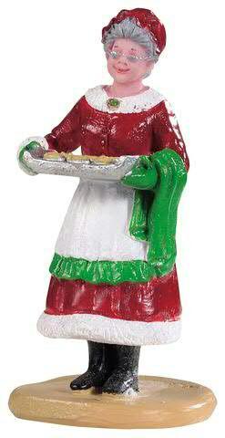 Mrs. Claus Cookies H6,8cm