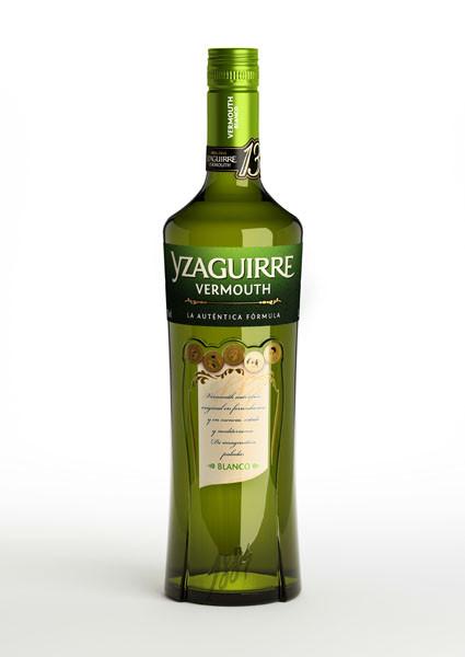 Wein Yzaguirre Vermouth Blanco 1 l | Spanien, weiß