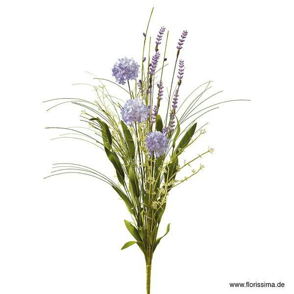 Wiesenblume 45/60cm, lila
