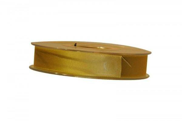 Band Satin 22355/16mm 25m, 014 gold