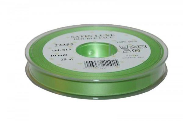 Band Satin 22355/10mm 25m, 813 apfelg