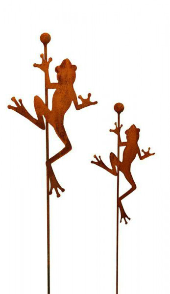 Rost Frosch 100cm a.Stab