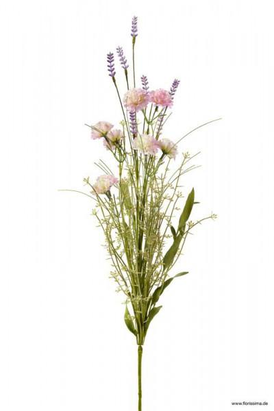 Wiesenblume 60cm, pink/lav.