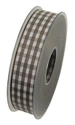 Band Karo X432/25mm 20m, 72 graubra