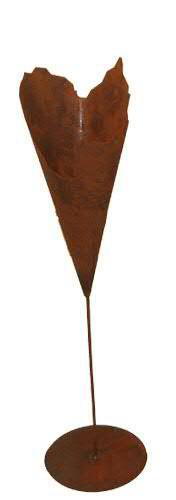 Rost Tüte H75cm a.Fuß