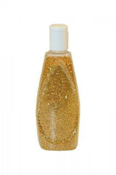 Glasdiamantine fein 250ml, gold