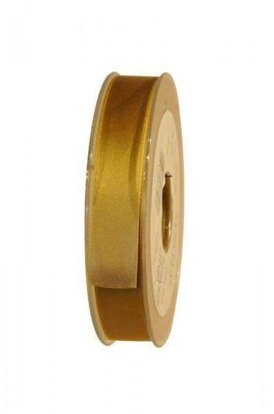 Band Satin 22355/16mm 25m, 073 goldbr