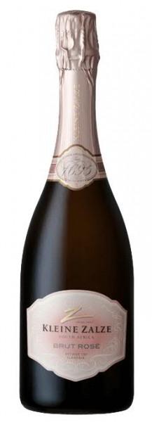 Sekt Kl.Zalze Brut Rosé MCC 0,75l | Südafrika, rosé