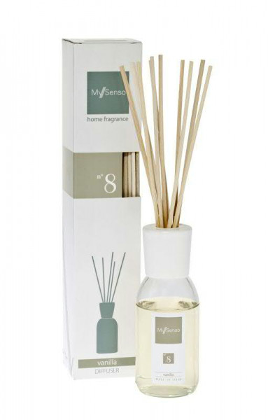 Diffuser 100ml No. 8, Vanilla