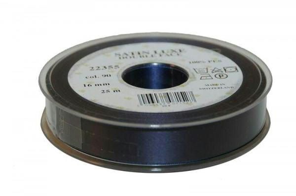 Band Satin 22355/16mm 25m, 090 d.blau
