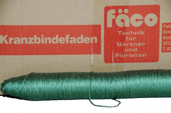 Fäco Faden VC 0,60mm, grün