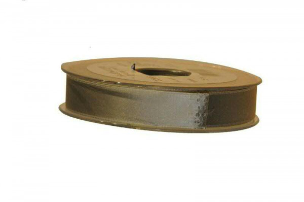 Band Satin 22355/16mm 25m, 611 taupe