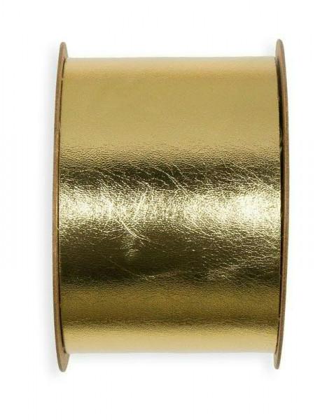Band 93402/50mm 5m Kunstleder, 311 gold m