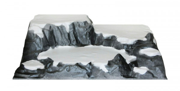 Aufbauplattform 50x35cm Starter Dor