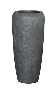 Vase FS147 H75cm, sand braun