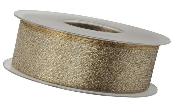 Band 8455/40mm 25m, 151 h.gold