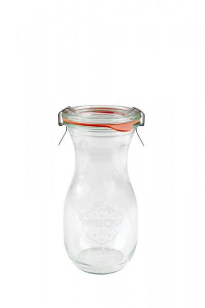 Weckglas 290ml Saftflasche, G 54x67