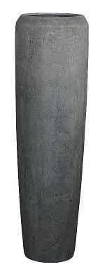 Vase FS147 H117cm, sand braun