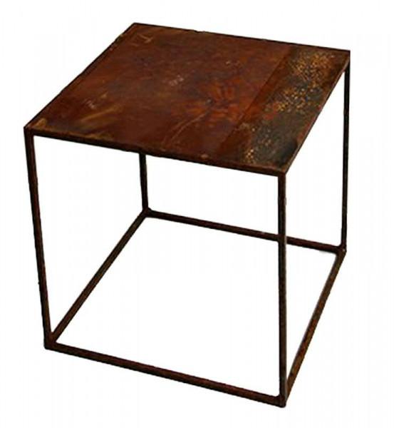 Rost Tisch 45x45x45cm