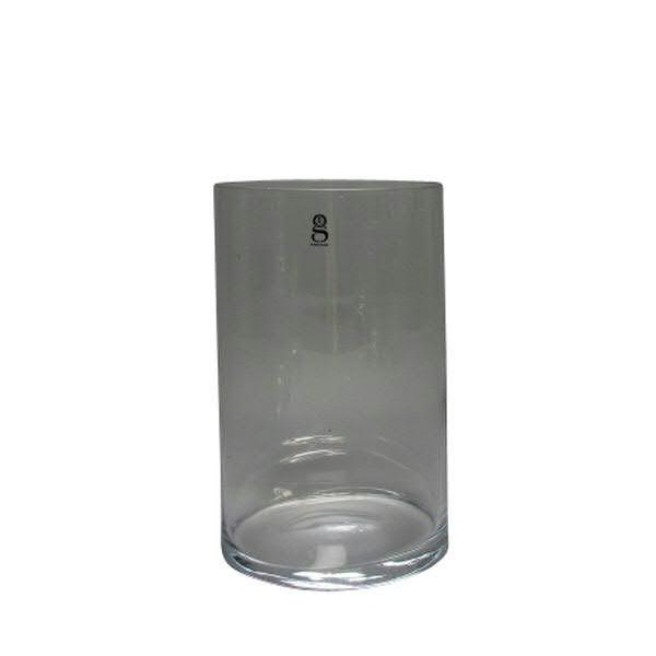 Glas Zylinder H30cm D19cm Aktionspreis, klar
