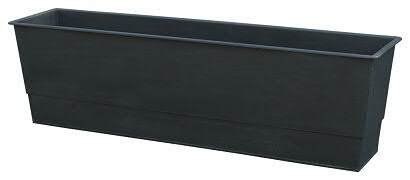 Einsatz KE110 D88x20cm H25cm, schwarz