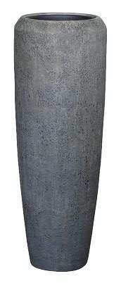Vase FS147 H97cm, sand braun