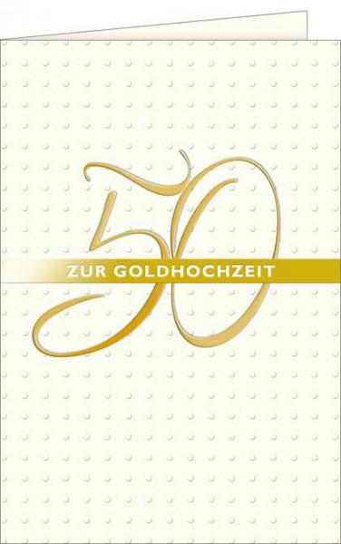 Goldene Hochzeit Karte Glückwünsche Zur Goldenen