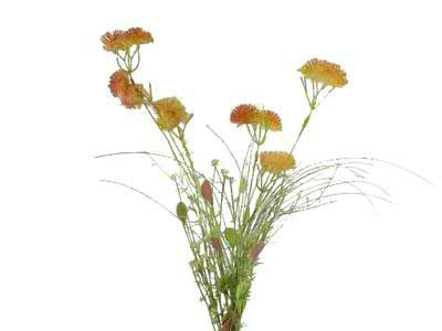 Wiesenblume 61cm x3, orange