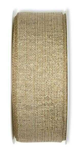 Band Lurex 5755/35mm 20m, 72 beige