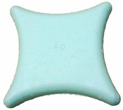 Kunststoff Kissen 17cm