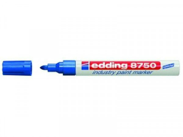Edding SP 8750 Paintmarker, blau